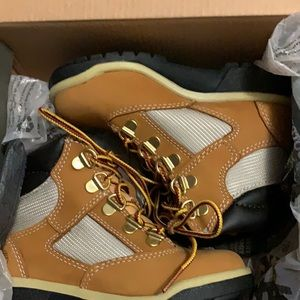 Toddler Timberland field boots